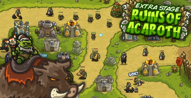 Kingdom Rush - Play on Armor Games