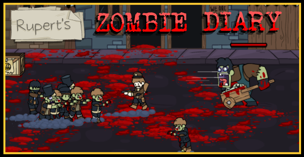 ruperts zombie diary play on armor games