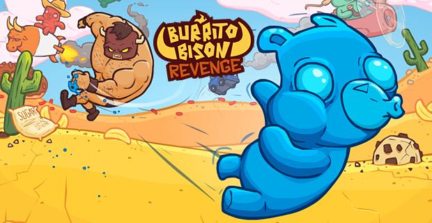 Ўкачать игру burrito bison