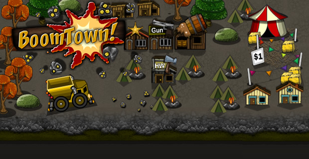 boom town screenshot