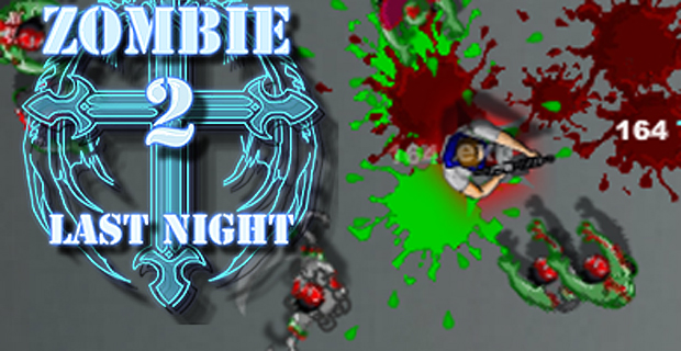 zombie last night 2 play on armor games