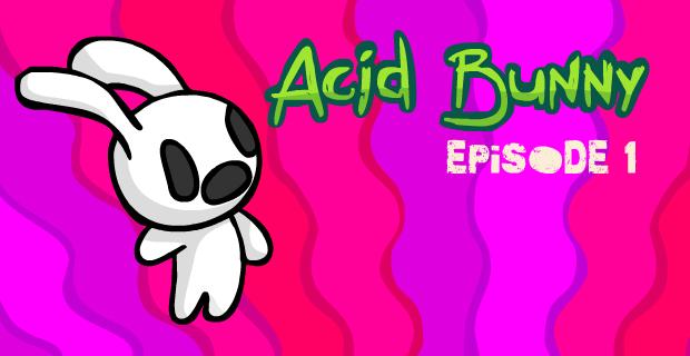 Acid Bunny - Play on Armor Games