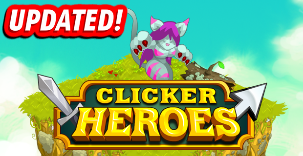 Clicker Heroes - Play on Armor Games