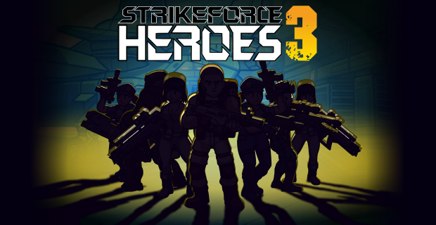 Strike Force Heroes 3 hacked/cheats