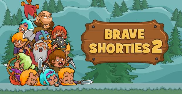 Скачать Игру Brave Shorties