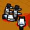 Квадратная голова: Комнаты