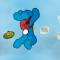 Голубые кролики в свободном падении