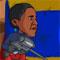 Президентский пейнтбол