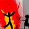 Люди в огне