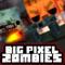 Большие пиксельные зомби