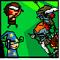 Падающие герои