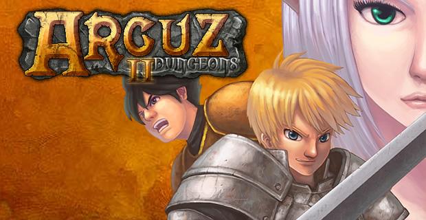 Download Arcuz 2 Dungeon Game PC Free