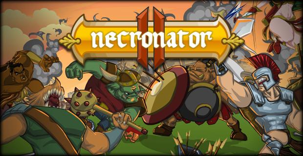 necronator 2 play on armor games
