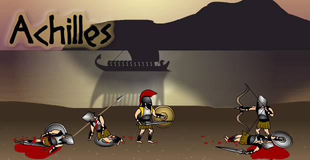achilles play on armor games