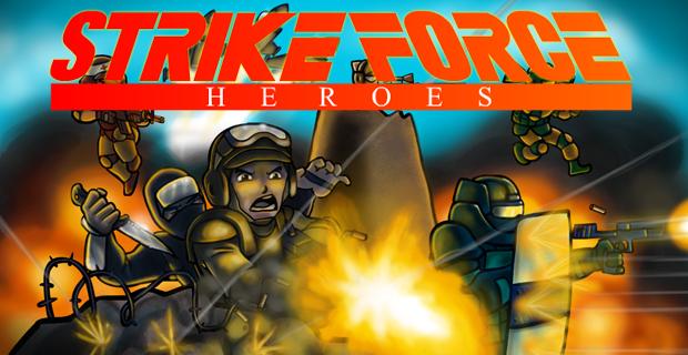 Strike Force Heroes - Play on Armor Games
