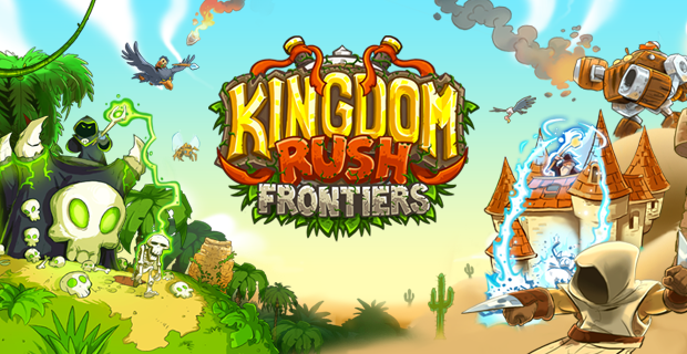 Kingdom Rush Frontiers Hacked | ArcadePreHacks.com