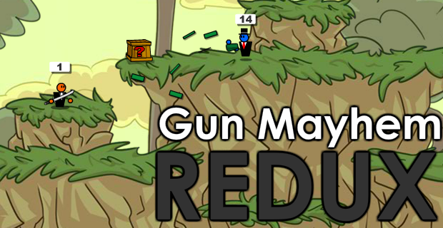 Gun Mayhem Redux - Play on Armor Games