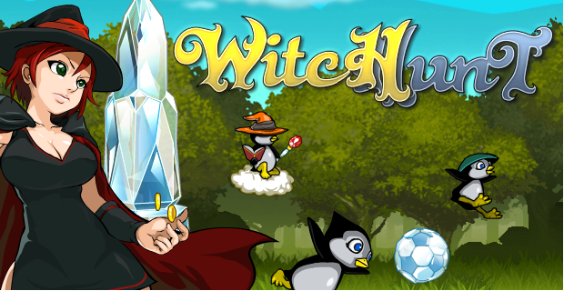 witch hunt play on armor games