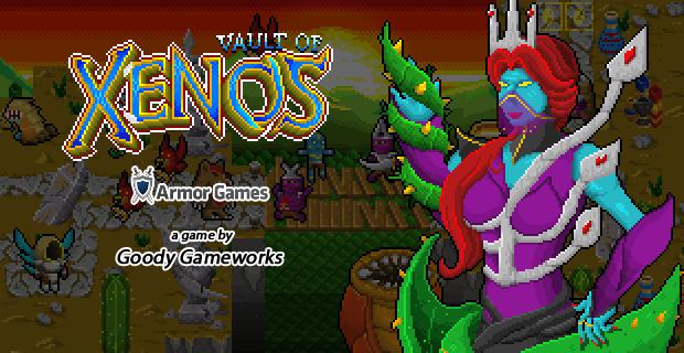 Xenos Halloween.Vault Of Xenos Play On Armor Games