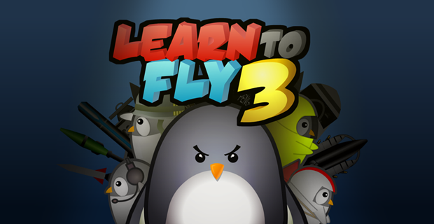 learn to fly 3 play on armor games