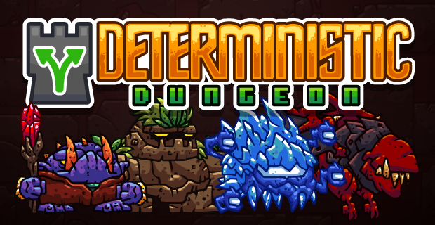 Deterministic Dungeon - Play on Armor Games