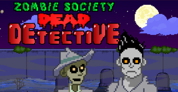 Zombie Society - Dead Detective - Play on Armor Games