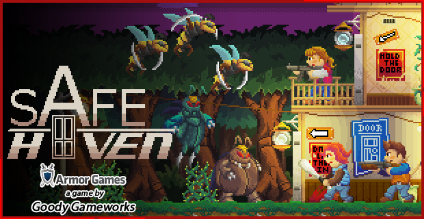 Safe Haven - Play on Armor Games