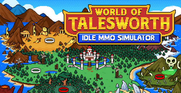 World of Talesworth - Play on Armor Games