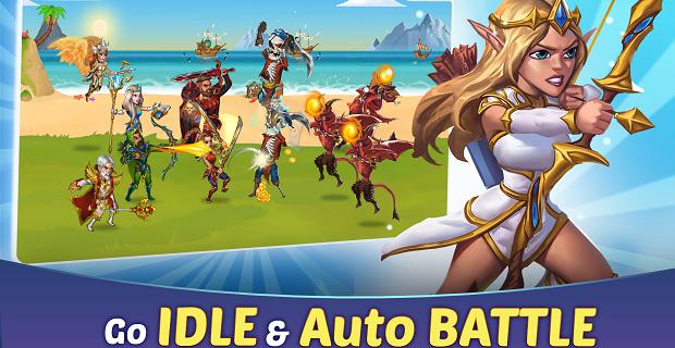Firestone Idle RPG - Play on Armor Games