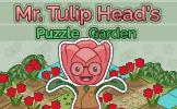 Mr Tulip Head's Puzzle Garden
