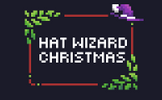 Hat Wizard Christmas