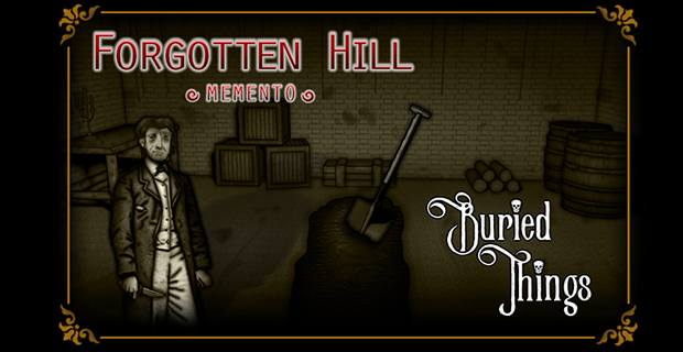 Forgotten Hill Memento: Buried Things - Play on Armor Games
