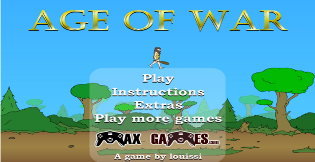 Armor Games Age Of War