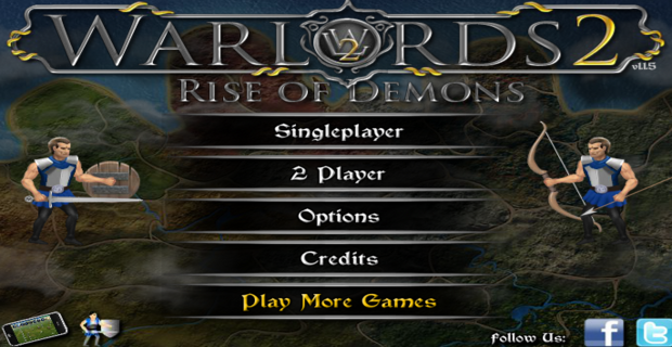 Warlords 2: Rise of Demons - Play on Armor Games
