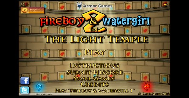 the light temple play on armor games